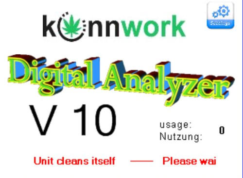 CBD Indutrieal Hemp Analyzer www.konnwork.de